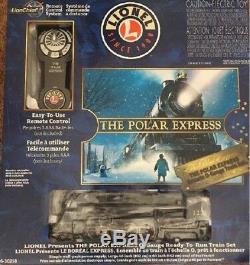 Lionel 6-30218 Coffret De Train Prêt À Courir À Télécommande Pour O-gauge Polar Express