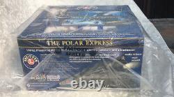 Lionel 6-30218 Le Polar Express O-gauge Train Électrique Avec Télécommande Prêt À Fonctionner Nrfb