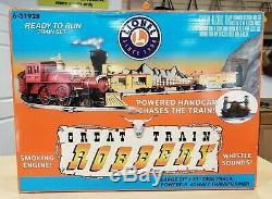 Lionel 6-31928 Great Train Robbery Prêt À Courir O-gauge Train Marque Nouveau