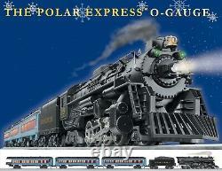 Lionel 6-31960 Polar Express O Gauge Set Prêt À Courir Nouveau Scellé