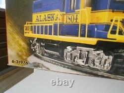 Lionel 6-31976 Yukon Spécial Alaska Prêt-à-run Train O Gauge Sounds Train