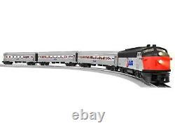 Lionel 6-81266 Amtrak Lionchief Prêt-à-run Ft Set Passagers (diesel Ft) Nouveau