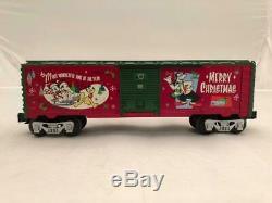 Lionel 6-83964 O Gauge Disney Prêt À Courir Mickey Mouse Train Marque Nouveau