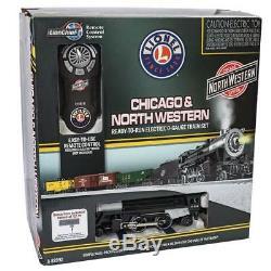 Lionel 6-83992 Chicago & North Western Lionechief Prêt À Run Jeu De Train En 1155