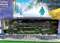 Lionel 6-84328 Lionchief Le Polar Express O-gauge Prêt-à-run Train Nouveau