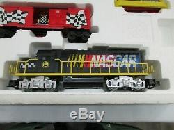 Lionel 7-11004 Nascar Prêt-à-run Électrique Train