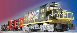 Lionel 7-11004 Nascar Prêt-à-run Train Mt / Box