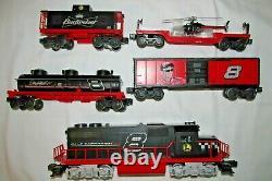 Lionel 7-11005 Dale Earnhardt Jr Prêt À Courir Ensemble De Train, Convient Mth