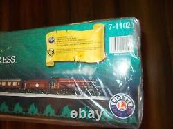 Lionel 7-11020 Complet, Prêt À Courir O-gauge Train Set Hogwarts Express