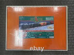 + Lionel 7-99001 O O27 Gauge Mickey's Holiday Express Prêt-à-run Train Set Nib