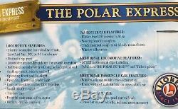 Lionel 871811010 Le Polar Express Echelle Ho Prêt À Fonctionner Train Nouveau