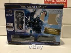 Lionel 871811010 Le Polar Express Ho Prêt À Fonctionner Train Nouveau