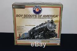 Lionel Boy Scouts Of America Train Prêt À Fonctionner Avec Piste Et Le Transformateur