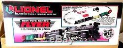 Lionel Central Circulaire Train Central Set, 6-11735, Prêt À Courir, Complete! Vtg