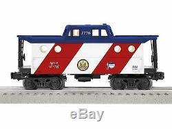 Lionel Chars 6-82427 Patriot Lionchief U36b Prêt À Fonctionner Train