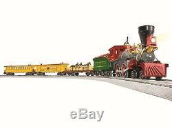 Lionel Chars 6 82442 5 Star General Withbt Prêt À Fonctionner Train