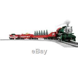 Lionel Chars 6-82982 Noël Express Lionchief Prêt À Fonctionner Train