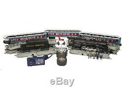 Lionel Chars 6-84328 Polar Express Set Withblue Tooth Prêt À Fonctionner Train
