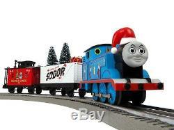 Lionel Chars 6-85324 Thomas Noël LC Prêt À L 'run Train