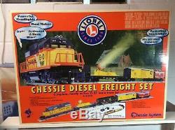 Lionel Chessie Freight Set 6-31915, Prêt À Fonctionner