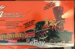Lionel Coca-cola Ready To Run Set Vintage Steam Train # 6-30166 Ed Limited (m15)