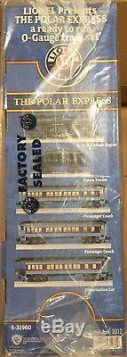 Lionel Coffret De Train Pour O-gauge Prêt À Fonctionner 6-31960
