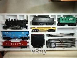 Lionel Complète # 6-1581 027 Thunderball Électrique Express Train Prêt À Fonctionner