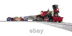 Lionel Disney & Pixar Toy Story Electric Ready-to-run Lionchief Rc Train Set Nouveau