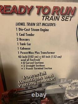 Lionel Dr. Pepper Doc's Express Custom Train Set (prêt À Fonctionner) O Échelle