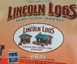 Lionel Great Western Lincoln Coffret De Trains Prêts À Fonctionner 6-30106 Nouveau