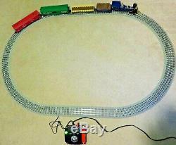 Lionel Great Western Transformateur De Train 6-3034, Voie De Jauge En O, Prêt À Fonctionner