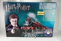 Lionel Harry Potter Poudlard Express O Gauge Train 7-11020 Prêt À Fonctionner Nib