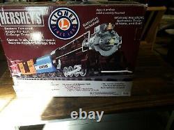 Lionel Hersheys Prêt À Courir G Gauge Train Set 7-11352