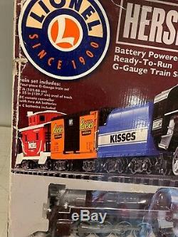 Lionel Hersheys Prêt À L'emploi G Calibre Train Set 7-11352 Nouveau Jamais Ouvert