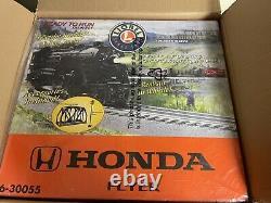 Lionel Honda Flyer Brand New Ready To Run Set 6-30055expédition Gratuite