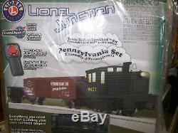 Lionel Junction Ensemble Prêt À Fonctionner Lionchief Diesel # 6-82972 Scellé