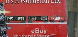 Lionel Lands End IL S A Wonderful Life 6-300063 Set Ready To Run Train Rare