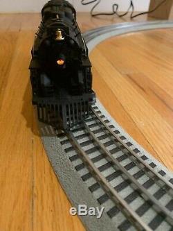 Lionel Le Polar Express Prêt À Fonctionner O-gauge Train 6-31960 Nouveau Vieux Stock