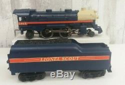 Lionel Le Scout O Gauge Démarreur Électrique Train Prêt-à-run 6-30127
