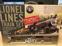Lionel Lines 7-11175 Prêt-à-exécuter Le Train O-jauge Électrique Ensemble 0-8-0