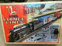 Lionel Lines Prêt À L'emploi O-27 O Gauge Train Nib Avec Bonus Track Supplémentaire