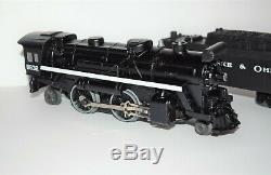 Lionel Lines Prêt À Terme O-27 Gauge Électrique Train