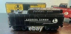 Lionel Lines Prête À Courir Ensemble De Train À Vapeur 7-11119