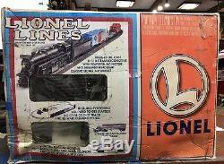 Lionel Lines Set De Train Électrique De Calibre O-27, Prêt À Fonctionner, 1113ws