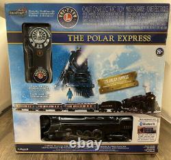 Lionel Lionchef Polar Express O Gauge Prêt À Courir Train Set 6-84328 Fast Shipping