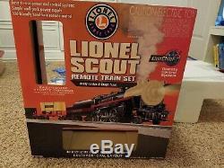 Lionel Lionchief 6-30183 Le Scout Prêt À Fonctionner Ensemble De Train