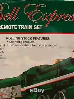 Lionel Lionchief Coffret De Train Télécommandé Prêt À Fonctionner Silver Express De Bell Express Low $