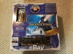 Lionel Lionchief O Gauge Polar Express Ready To Run Set 6-84328
