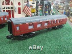 Lionel Moderne 7-11020 Harry Potter Poudlard Express Ready To Run Set C8 L / N Cond