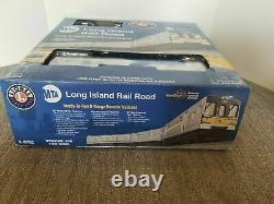 Lionel Mta Long Island Rail Road Lion Chef Prêt À Courir O Gauge Set 6- 82192